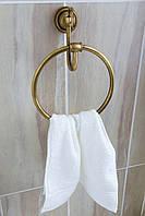 Держатель для полотенец кольцо(латунь) Versace