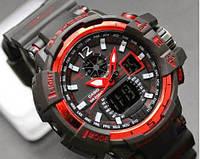 Спортивные часы Casio G-Shock GW-A1100 Black Red