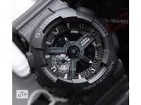 Часы спортивные CASIO G - SHOCK GA 110 Black(реплика)