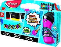 "Гуашь Maped ""Color Peps"" 6цв. 75мл. (MP.810010)"