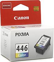 Струйный картридж Canon CL-446 Color Цвета: C / M / Y (8285B001) Совместимость: Canon MG2440, MG2450, MG2540,