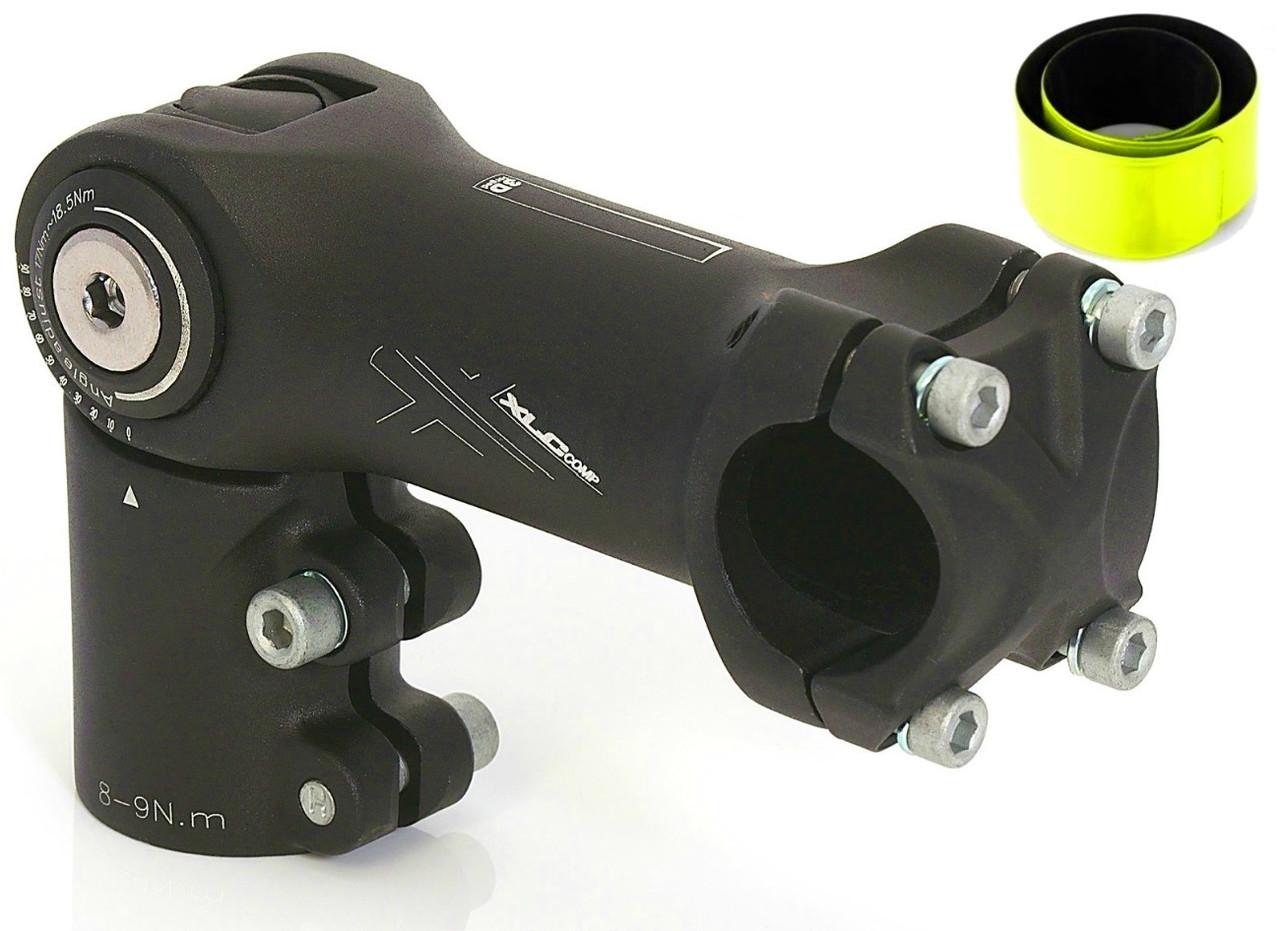 Вынос руля XLC ST-T13 110mm 31,8 0°-90°