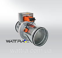 Клапан противопожарный PKTM III 120 круглое сечение