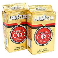 Кофе Lavazza Qualita ORO молотый 250 г