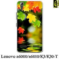 Чехол для Lenovo a6000/a6010/K3, бампер, F063, кленовый лист
