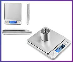Цифровые ювелирные весы Professional Digital Tabletop Scale 6295A 500г (0.01) + Чаша