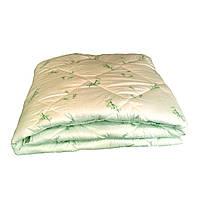 Бамбуковое полуторное одеяло 150/210 ткань микрофибра