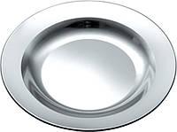 Тарелка из нержавеющей стали Ø220 мм