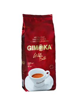 """Итальянский кофе в зёрнах Gimoka Gran Bar 1kg - ЧП """"Господар"""" в Запорожье"""