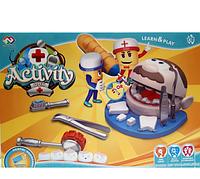 Набор для творчества тесто для лепки Мистер Зубастик DR001 Play-Doh