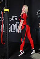 Женские лосины для фитнеса с карманом до 4XL SP311, фото 1