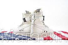 Женские высокие кроссовки Nike Special Field Air Force 1 Найк Аир Форс белые, фото 2