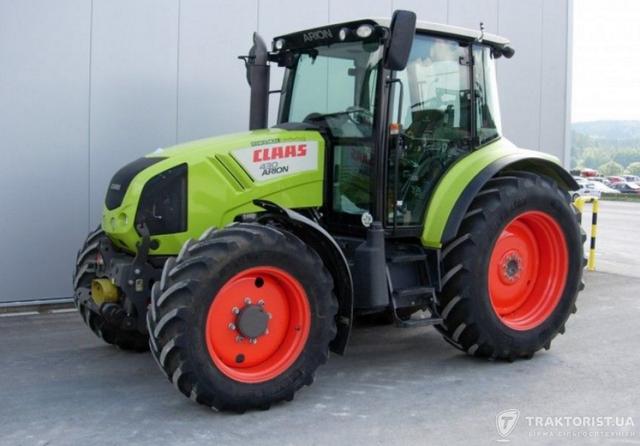 Стікло трактор Claas Arion