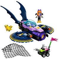 Lego DC Super Hero Girls Бэтгёрл погоня на реактивном самолёте Batgirl Batjet Chase 41230 DC Collectible