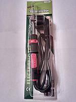 Паяльник ZD-721В, 25W, 220V, нихромовый нагреватель, евровилка