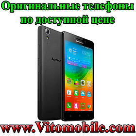 Lenovo A6010 Music Black