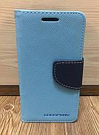 Чехол-книжка Goospery для Lenovo A319 (Blue)