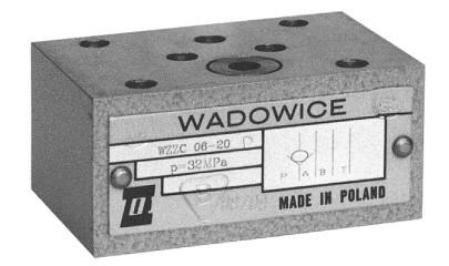 Зворотний клапан типу WZZC06X Ponar