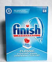 Finish Classic таблетки для посудомоечной машины 68 шт