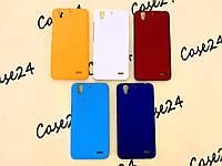 Пластиковый чехол Alisa для Huawei Ascend G630-U10 DualSim (5 цветов)