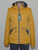 Куртка женская (осень) приталенная
