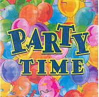 Салфетки сервировочные для торжества Party time