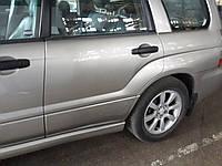 Дверь задняя левая Subaru Forester S11, 2006, 60409SA0129P