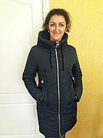 Стильная женская куртка на синтепоне