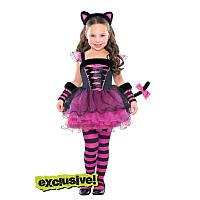 Карнавальный костюм на Хэллоуин, Хитрая кошка детский