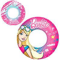 """Надувной круг Bestway 93202 """"Barbie"""", 56 см (Y)"""