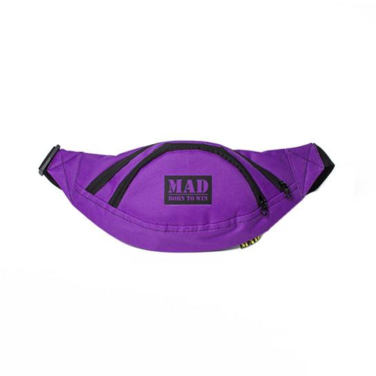 Поясная сумка MAD Lite Life (фиолет.)