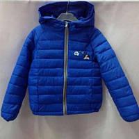 Демисезоная куртка для мальчиков 5-8 лет розница