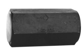 Обратный клапан типа SX Ponar