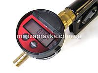 Электронный счетчик (0,3-0,5% погрешность) BADGER METER (до 50л/мин) для перекачки Дизеля