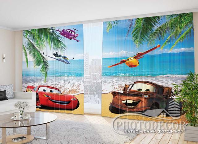 Фото шторы 2,70м*3,50м (карниз 3,50м)