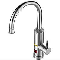 Проточный водонагревающий кран для умывальника Zerix ELW-04