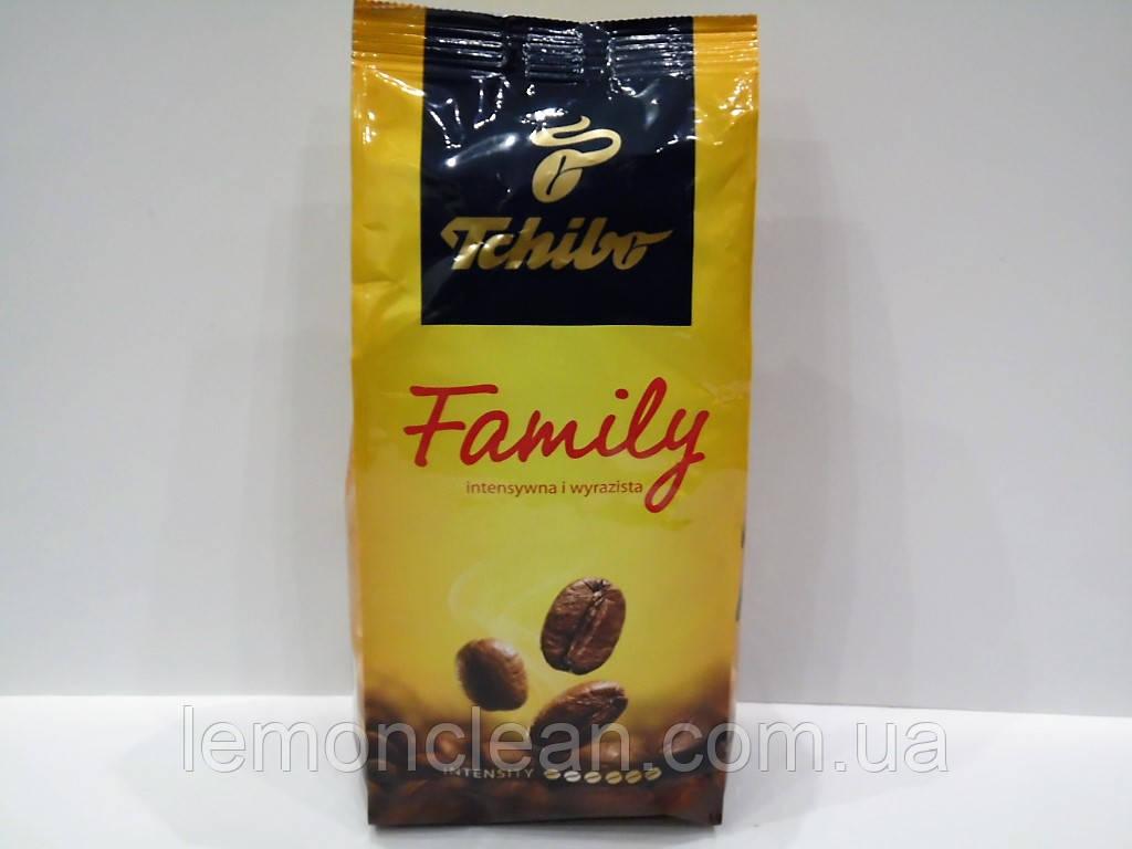 Кофе молотый Tchibo Family 450гр