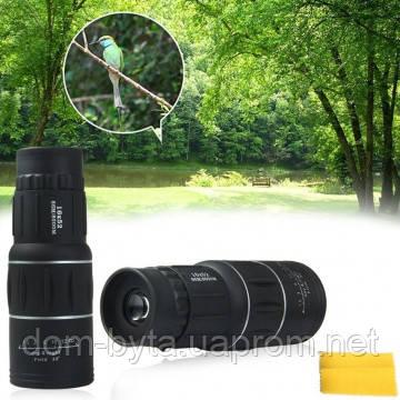 Mонокуляр Waterproof Monocular 16-ти кратное увеличение влагозащищенный и противоударный