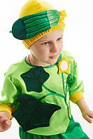 Детский костюм Огурец, рост 110-120