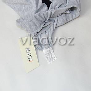 Спортивные штаны для мальчика 11 лет серый Турция, фото 2