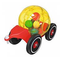 Прицеп для Машинки Каталки Bobby Car Вращающиеся шарики Big 56262