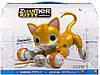 Интерактивный котенок Зумер Китти Золотой Рыжик Zoomer Kitty Whiskers The Orange Tabby, Spin Master