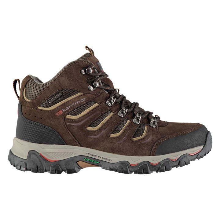 Ботинки Karrimor Mount Mid Mens Walking Boots - Sport Box в Кременчуге