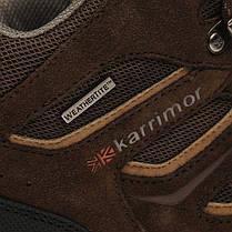 Ботинки Karrimor Mount Mid Mens Walking Boots, фото 3