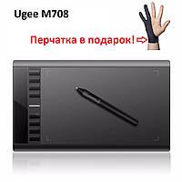 Графический планшет Ugee M708 (аналог Parblo A610)