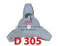 Диск для мотокосы 3-х лопастной STIHL 305мм