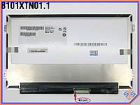 """Матрица 10.1"""" Samsung LTN101AT03 (1366*768, 40pin справа, LED Slim (ушки по бокам), Матовая)"""