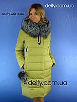 Зимняя женская парка Peercat 590 (S-2XL) Зимние пальто пуховики Symonder, Meajiateer, Hailuozi, Visdeer, Kapre