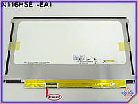 "Матрица 11.6"" Acer Aspire S7 ( N116HSE-EA1) характеристики: (1920*1080, 30pin eDP слева, LED Slim (ушки по бокам), Глянцевая)"