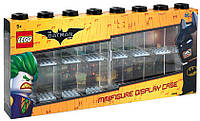 Бокс-стенд LEGO Лего Бэтмен прозрачный на 16 минифигурок (40661735)